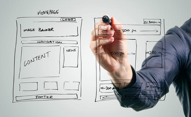 طراحی سایت وب استور